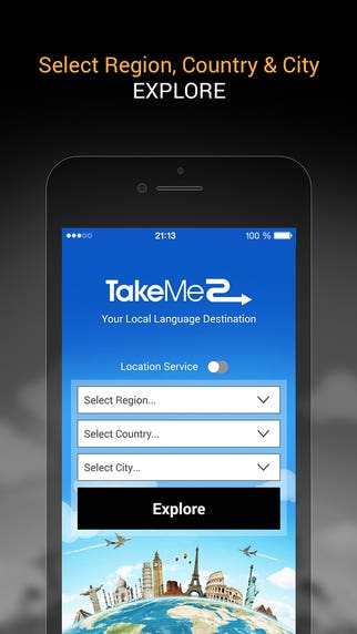 TakeMe2 - Taking You 2 Your Destination With Ease