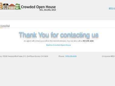 Crowded Open House