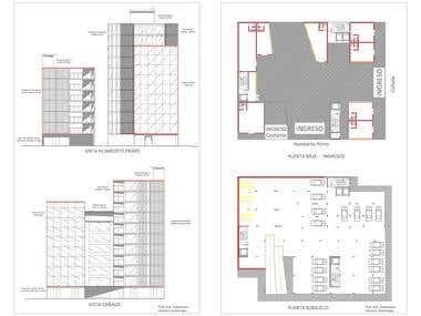 Building Architecture in Humberto Primo