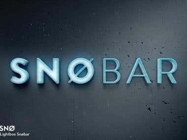 Snø Bar Lightbox