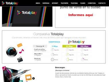 web totalplay