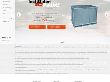 Palletboxen van goede kwaliteit koop je bij pallet-boxen.nl