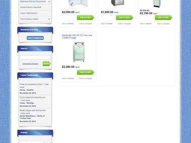 Commercial Fridge & Freezer - Quality Brands