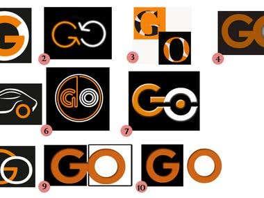 Logos for GO