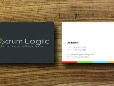 Scrum Logic Business Cards