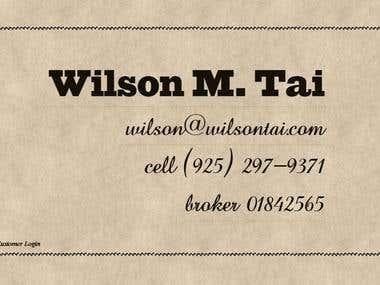 Wilson Tai