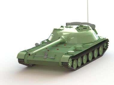Tank Object 416