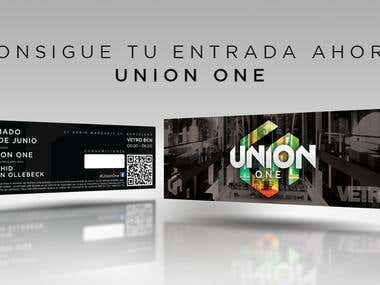 union one tickets