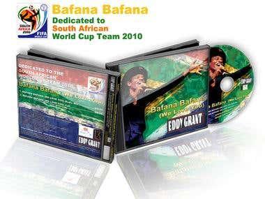 Eddie Grant Soth Africa Promo CD