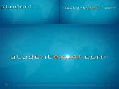 Logo reveal | StudentExpat
