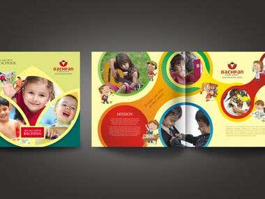 Brochure, Catalog, Annual Report and Newsletter Design