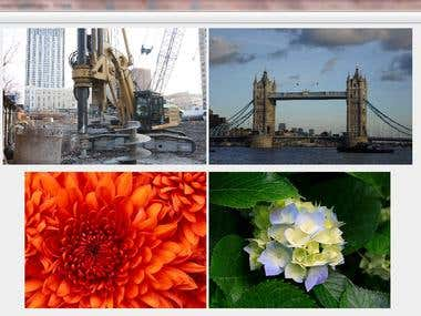 Photo management and RAW  image processing Application