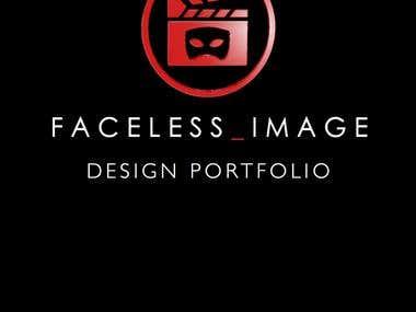 FACELESS IMAGE GRAPHIC DESIGN PORTFOLIO
