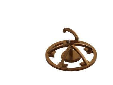 Hook Lamp