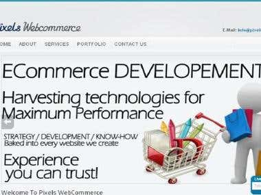 Pixel Web Commerce Company In USA