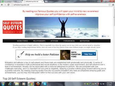 Adsense Website