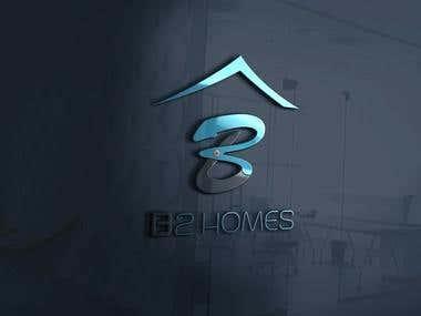 B2 Homes logo