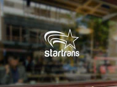 Star trans - logo