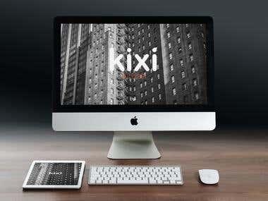 Kixi Web Design | www.kixiweb.com