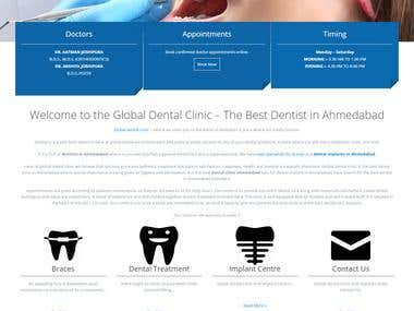 Global Dental Clinic – The Best Dentist in Ahmedabad