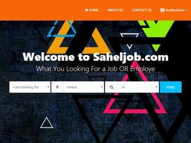 Sahel Jobs - Online Job Portal