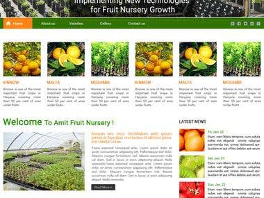 Fruit Nursery