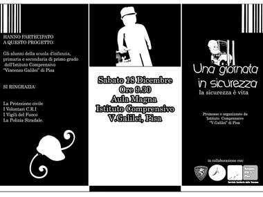 Brochure (Black&White)