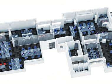 Interior Design & 3D Floor Plans