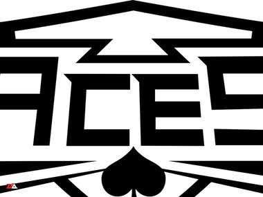 Esport Logo - ACES