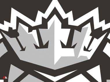 Esport Logo - Brave Children