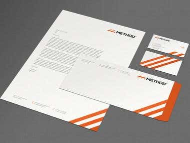 METHOD Brand Stationary