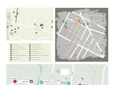 Amenities maps