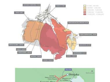 Complex maps