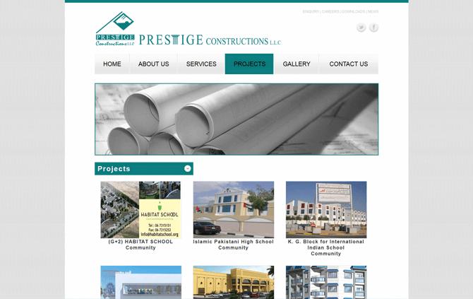 Prestige Constructions UAE