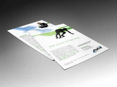 Flyer & Advertising Design