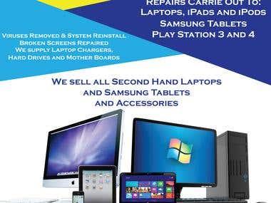 J.PC Repair poster