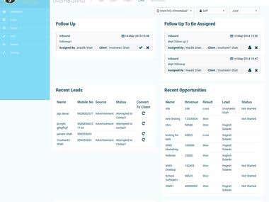 MarkTeQ Work Management System (WMS) - Web