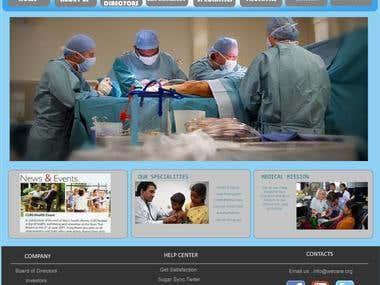 Hospital Site