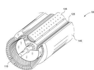 patent Drawing sample