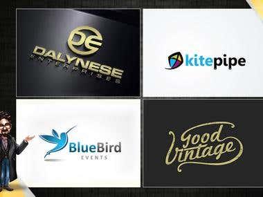 Recently designed logos 3
