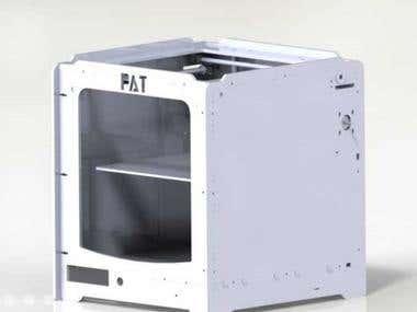 Development of 3D printers