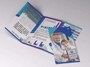 Tri-Folding Flyer Design