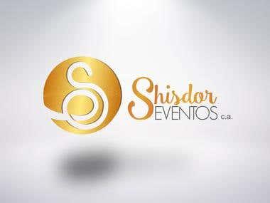 Logo Shisdor Eventos