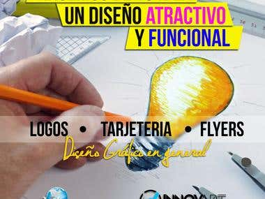 Diseño anuncio