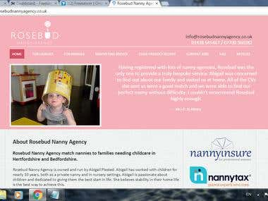 Rosebud Nanny Agency