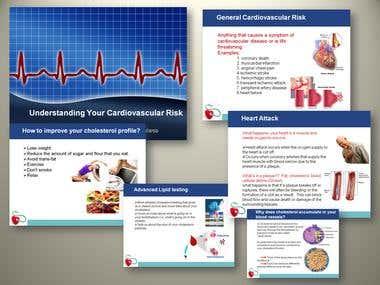 Cardiovascular disease .A medical Presentation