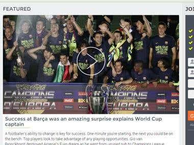 Football4Football Blog Erp