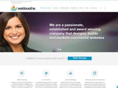 Web Booths