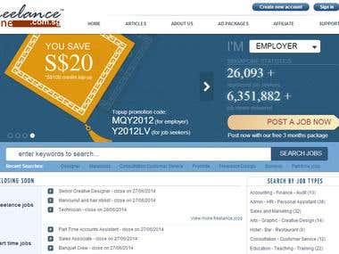 Freelancezone.com.sg