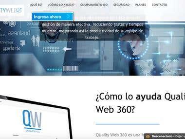 Quality Web 360